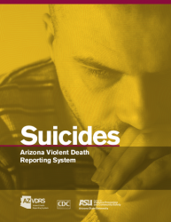 Suicide Report Cover